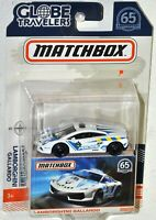 Matchbox 65th 2018 Globe Travelers Lamborghini Gallardo Police MOC World Tour