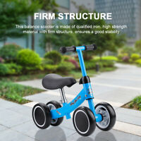 Kids Baby Balance Mini Bike No-Pedal Bicycle Ride On Toy Learn To Walk Trainer