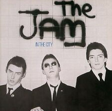 THE JAM IN THE CITY CD ALBUM (1997 Remastered)