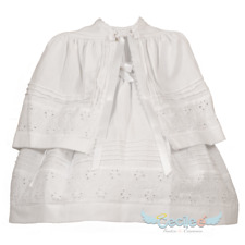 Baby girl christening dress 6-24 Months Eco Manta