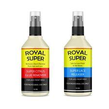 Royal Super Citrus Glue Remover&Lace Release Remover/Dissolver Solvent Kit 50ml