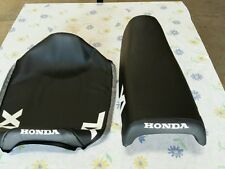 HONDA XL200R XL 200R 1983 XR250R 1983 TO 1985 MODEL Seat Cover BLACK (H170)