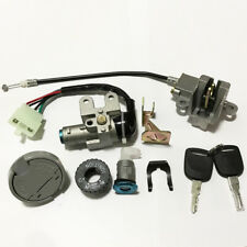 Dossy Ignition Switch Key Fit GY6 49/50cc Peace Roketa Jonway Tank Scooter moped