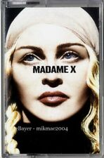 MADONNA  MADAME X Cassette EXCLUSIVE 13 Track Official Tape Blonde picture cover