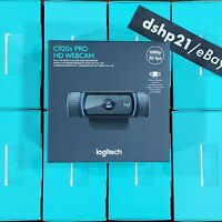 Logitech C920s Pro HD 1080p Webcam with Privacy Shutter IN HAND FREE FAST SHIP