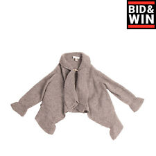 Microbe By Miss Grant Cardigan Size 12M / 74-80Cm Cashmere Angora & Wool Blend