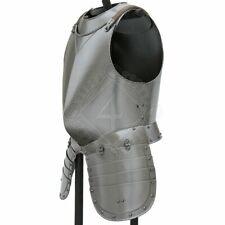 Medieval Knight Warrior Italy Cuirass Larp Breastplate w Tassets & Gorget