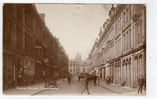 UNION STREET, INVERNESS: Inverness-shire postcard (C8653)