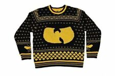 WUTANG CLAN 36 CHAMBERS UGLY XMAS SWEATER CHRISTMAS UNISEX JUMPER