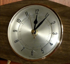 vintage mantel shelf clock from around the 1960