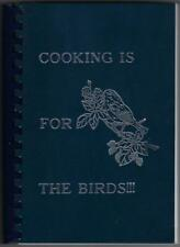 Blue Bird Family Cookbook COOKING IS FOR THE BIRDS! Motor Coach Association