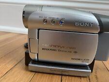 New ListingSony Handycam Dcr-Hc46 Mini Dv Camcorder