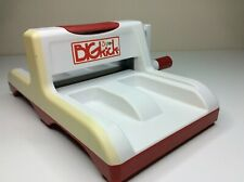 Sizzix BIGKick Die Cut and Embossing Machine/ Cutting Device Red and White