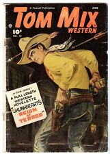 Tom Mix Western #18, Very Good Condition*