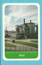 Nuclear Power Plant Reactors Soviet Union  Cool Collector Card from Europe