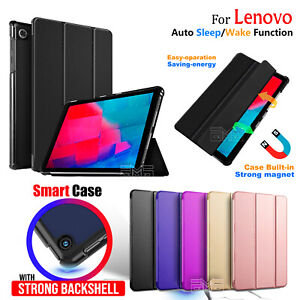 For Lenovo Tab M10 HD 2nd Gen TB-X306X /F Cover Smart Flip Magnetic Leather Case