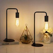 Set of 2, Gooseneck Table Lamp Nightstand Lamp Bedside...