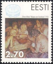 Estonia 1995 FAO 50th/Food/UN/Welfare/Freedom From Hunger/FFH/Art 1v (ee1109)
