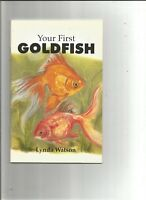 Your First Goldfish by Linda Watson (Paperback, 1996)