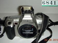 Minolta 35mm film SLR Camera 404si Dynax, BODY (6841)