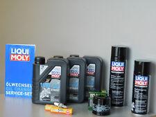 Sistema de mantenimiento HONDA CBR 500 Filtro de aceite bujía Servicio