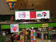 Neil Young Vapor Records Box Car 6-26208 Lionel Trains Built 1998