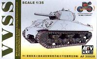 AFV Club 1/35 AF35029 VVSS Unit (Horizontal Return Roller) for US M4 Sherman