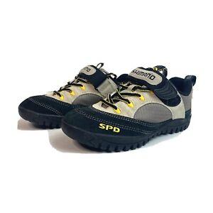 Shimano SPD SH-M037W Women's Size 4.5 Mountain Cycling Biking Shoes 2 Bolt NWOB