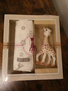 Sophie Giraffe Geschenkset Neu