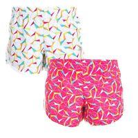 Trespass Serve Girls Summer Shorts with Elasticated Waistband