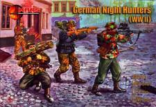 Mars Figures 1/72 GERMAN WWII NIGHT HUNTERS Figure Set