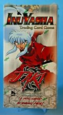 InuYasha Jaki Booster Box SEALED NEW TCG CCG Trading Card Game 1st edition