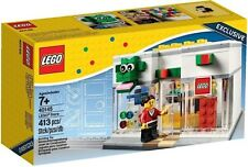 LEGO 40145 2014 LEGO STORE EXCLUSIVE Limited Edition 409 pieces NISB  MINT!