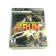 Need for Speed: The Run: Limited Edition(Sony PlayStation 3, 2011)