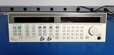 Agilent HP 83750A, 83752A Synthesized Signal Sweeper Front Panel Tested, Working