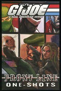 GI Joe Frontline One-Shots 4 Trade Paperback TPB Cobra Commander Destro Dreadnok