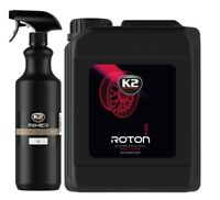 K2 Roton Pro Felgenreiniger 5L + K2 Mixer 1L