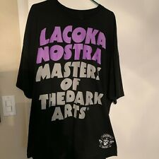 XXXL 3XL La Coka Nostra Black Sabbath T-Shirt Rare Masters of the Black Arts