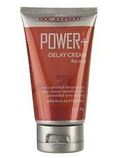 Doc Johnson Power Plus Premature Ejaculation Cream 56g