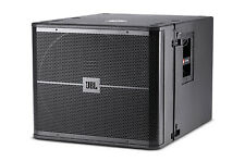 """JBL VRX918SP Powered Active 18"""" 1500w Flyable Suspendable Subwoofer Sub w/DSP"""