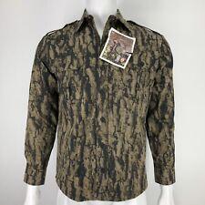 Timber Ghost Camo Mens Small Shirt Camouflage Anti UV Hunting Hunter USA S