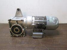 Nord 230/400V SK 80L/4 BRE10 TF MOTOR 1SI75D-IEC80-80L/4 GEAR DRIVE SYSTEM