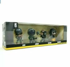 NEW Ubisoft Rainbow Six Siege Chibi Collectible Vinyl Figure 6 Series Ash Jager