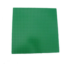 10X10 LEGO Green Base Plate Baseplate Construction Block Building Toy Platform
