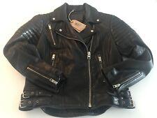 All Saints Women's Leather Papin Biker Jacket