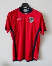 West Bromwich Albion FC Original 2009/10 Umbro Away Shirt L