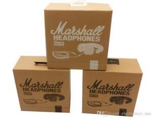 Marshall Major Headband Headphones - Black , Factory sealed