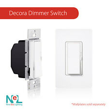 Dimmer Light Switch & 3-Way Dimmer - LED Dimmer Switch - LED 150W /CFL 600W
