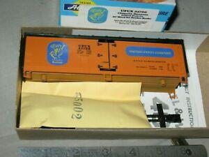 A5755 HO RARE ATHEARN/SHOW ME CHIQUITA BANANAS UNITED FRUIT CO. REEFER kit