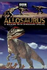 Allosaurus - A Walking with Dinosaurs Special (Dvd, 2001, Bbc) New / Sealed